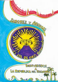 El Sol de Oro Restaurante - Mompiche - Ecuador