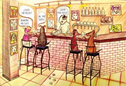 Straydog Cervecería / Baños / Ecuador / www.straydogbrewpub.com/