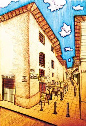 Café Dios No Muere / Quito / Ecuador / https://www.facebook.com/pages/Caf%C3%A9-Dios-No-Muere/207158962721648?fref=ts