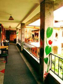 Hotel La Floresta / Baños / Ecuador / http://www.laflorestahotel.com/