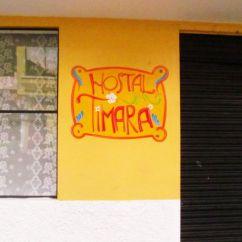 Hotel Timara / Baños / Ecuador