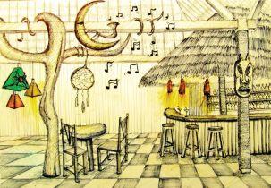 Luna Lounge / Rurrenabaque / Bolivia