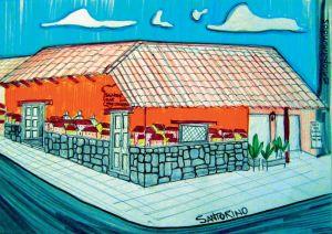 Santorino Restaurant and Bar / Cuenca / Ecuador / https://www.facebook.com/SantorinoRestaurantAndBar?fref=ts