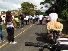Saliendo del Valle de Antón / Panamá