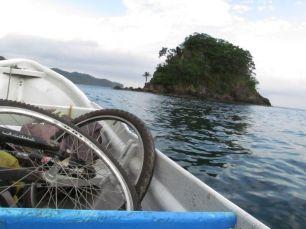 Llegando a Puerto Obaldía
