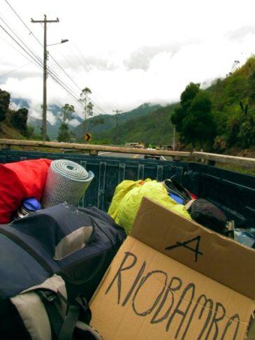 Baños / Ecuador