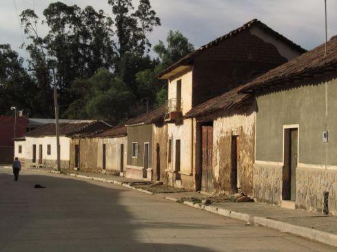 Zudañez. Chuquisaca. Bolivia.