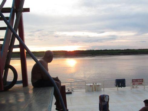 Río Mamoré. Beni. Bolivia