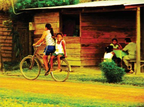 Santa Rosa de Yacuma. Beni. Bolivia
