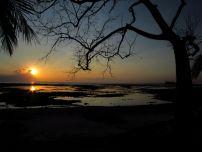 Amanecer en Cabuya / Puntarenas