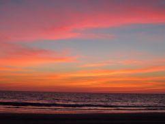 Atardecer en Playa Manzanillo / Guanacaste