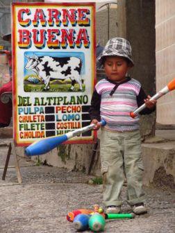 Sorata. La Paz. Bolivia.