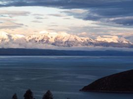 Isla del Sol. La Paz. Bolivia.