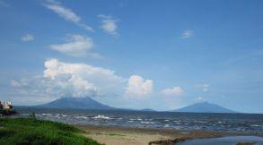 Isla de Ometepe, lago Cocibolca