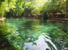 Ojo de Agua en Ometepe