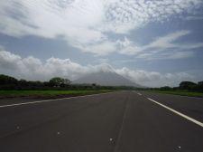 Volcán Concepción, en Ometepe.