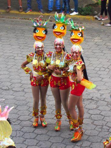 Festejos en Rivas