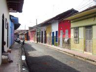 Calles típicas granadinas
