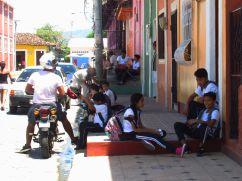 Días cotidianos en Granada