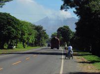 Volcán San Cristobal, camino a Chinandega