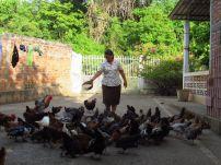 Primer día en El Salvador