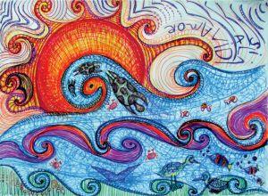 9-olon y el mar comprimida