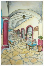 Al Grano Café / San Cristóbal de las Casas / México / https://www.facebook.com/Al-Grano-Cafe-403658836422909/