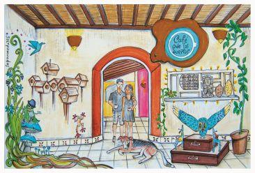 Café de los Sueños / Granada / Nicaragua