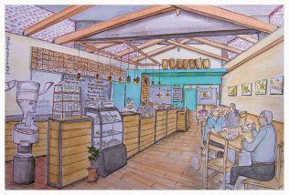 Al Grano Café / San Cristóbal de las Casas / México