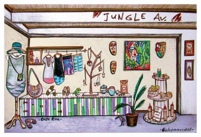 Jungle Av / Manuel Antonio / Costa Rica