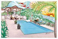 Alma de Ojochal Hotel / Ojochal / Costa Rica / www.almacr.com / www.facebook.com/AlmadeOjochal