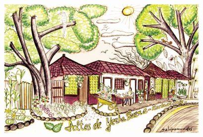 Altos de Yerba Buena / San Agustín / Colombia / www.facebook.com/altosdeyerbabuena