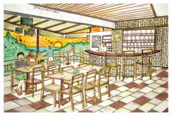 The Bamboo Room / Ojochal / Costa Rica / www.facebook.com/thebambooroomcr