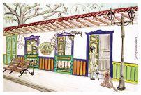 Barroco Restaurante, Café y Té / Salento / Quindío / Colombia / www.barrocosalento.com