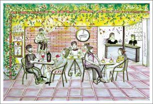 Café Casa Quimbaya / Armenia / Quindío / Colombia / https://www.facebook.com/pages/El-Caf%C3%A9-Casa-Quimbaya/251617584962908?fref=ts