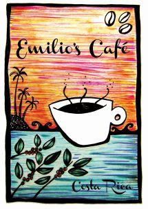 Café / Emilio´s Café / Manuel Antonio / Costa Rica