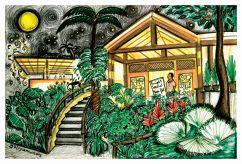 Kapi Kapi Restaurante / Manuel Antonio / Costa Rica / www.restaurantekapikapi.com