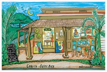 KU3 / Cahuita / Costa Rica / https://www.facebook.com/K-U-3-141710789251670/?pnref=story