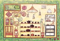 La Espinosa Arts & Crafts / Cotacachi / Ecuador / https://www.facebook.com/LaEspinosaCotacachi