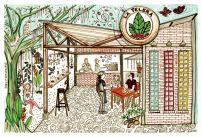 La Telera Postres, Café y Arte / Santa Rosa de Cabal / Risaralda / Colombia / https://www.facebook.com/lateleracafe?fref=ts