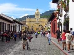El Arco. Antigua.