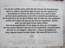 Pasquin en las calles de Antigua