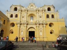 Iglesia de la Merced. Antigua