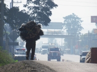 Llegando a Chimaltenango
