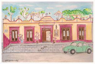 Hotel Azucenas / Oaxaca / México / www.hotelazucenas.com