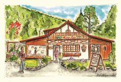 Aire Sur / Colonia Suiza - Bariloche / Argentina