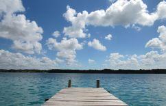 Laguna de Bacalar - Xul Ha - Quintana Roo