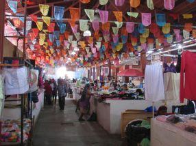 Mercado de Tlacolula - Oaxaca